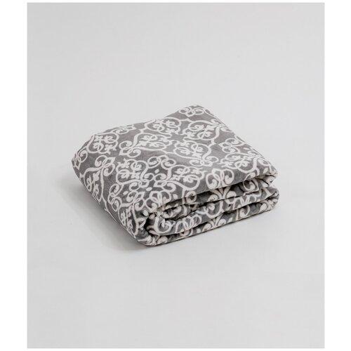 Плед (диз.8) 200х200 (см) (веллсофт) в сумке