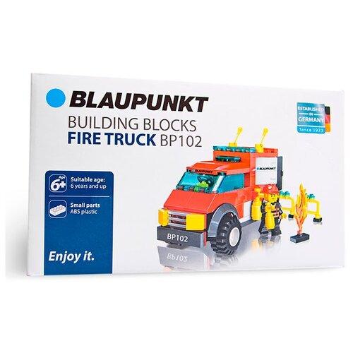 Конструктор Blaupunkt Building Block BP102 Пожарная машина