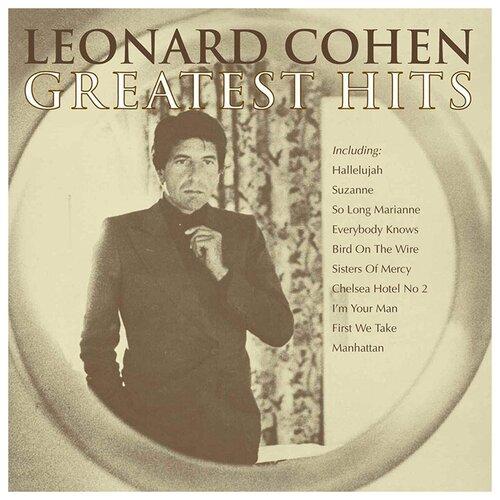 Leonard Cohen – Greatest Hits (LP) leonard cohen leonard cohen greatest hits