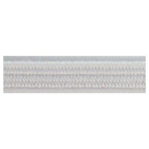 Купить Резинка продежка, 2, 6 мм, цвет белый 64% полиэстер, 36% латекс, PEGA, Технические ленты и тесьма