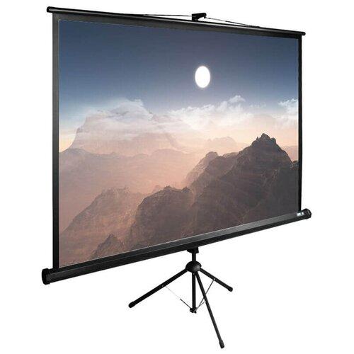 Фото - Рулонный матовый белый экран cactus TriExpert CS-PSTE-180x180-BK экран cactus triexpert 180x135cm 4 3 cs pste 180x135 bk