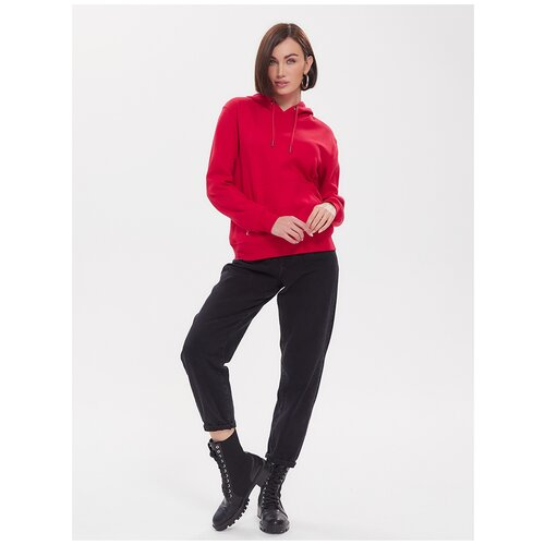 Фото - Хлопковое худи Lucky (PM France 1743) размер XL (50), красный хлопковое худи lucky pm france 1743 размер xl 50 бежевый
