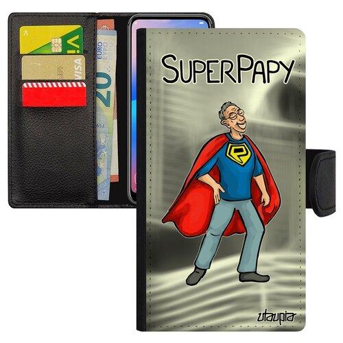 Чехол книжка на мобильный Samsung Galaxy S7,