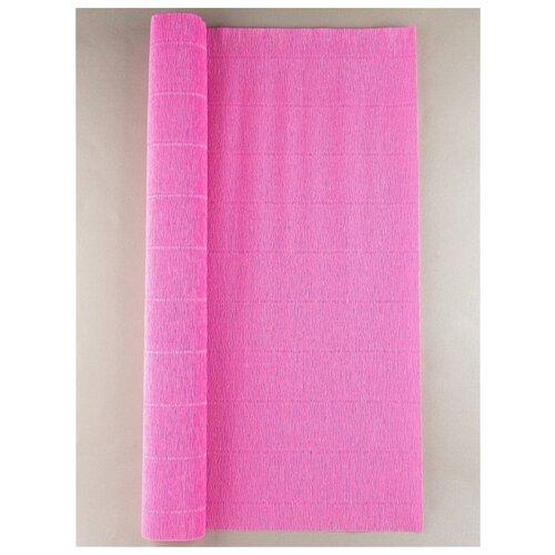 Купить Бумага гофрированная 50см х 2, 5м., 180г/м., Cartotecnica Rossi, 554 бледно-розовая, Цветная бумага и картон