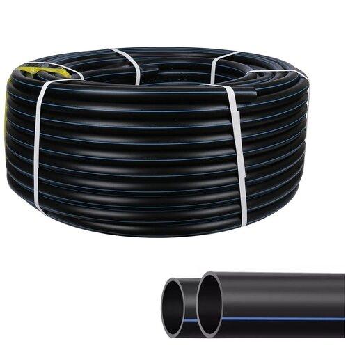 Труба ПНД 32 мм x 2.4 мм x 200 метров водопроводная питьевая напорная ПЭ100, PN12, SDR 13.6