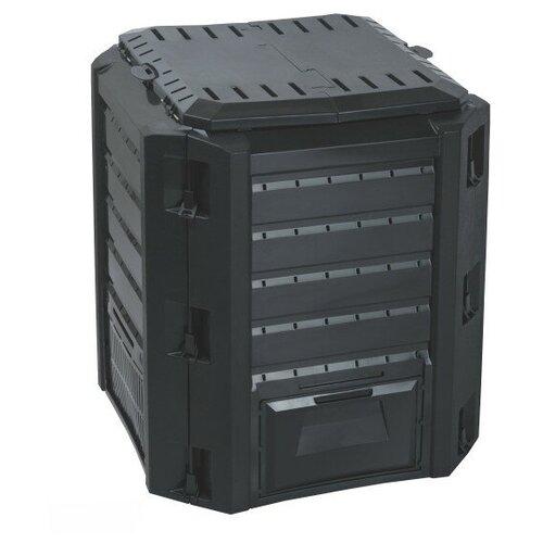 Prosperplast Компостер Prosperplast Compogreen 380 л (черный)