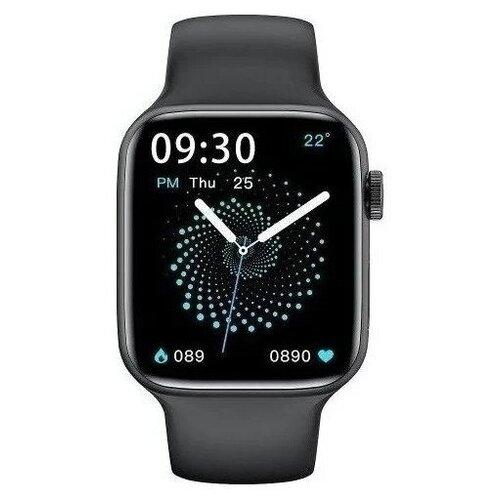 Умные часы IWO HW22 Series 6, черный