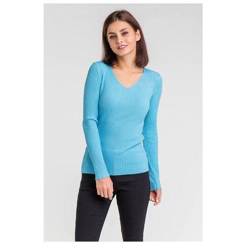 Пуловер Minaku, размер 42, голубой