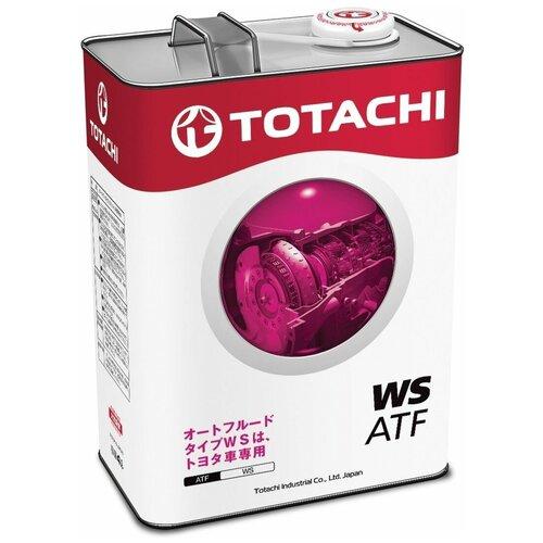 Трансмиссионное масло TOTACHI ATF WS 4л