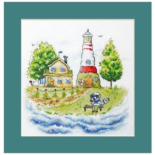 Купить Набор для вышивания Хранитель маяка NEOCRAFT РЗ-34, Наборы для вышивания