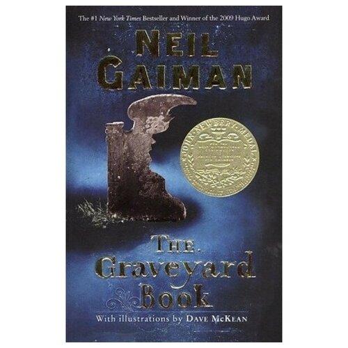 Купить Graveyard Book. Neil Gaiman, HarperCollins Children's Books, Детская художественная литература