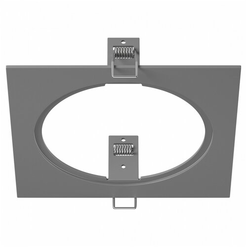 Декоративная рамка Lightstar Intero 111 Quadro 217816 / 217817 / 217819 на 1 светильник серый