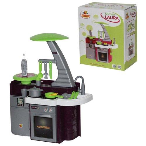 Купить Кухня Лаура с варочной панелью, Coloma Y Pastor, Детские кухни и бытовая техника