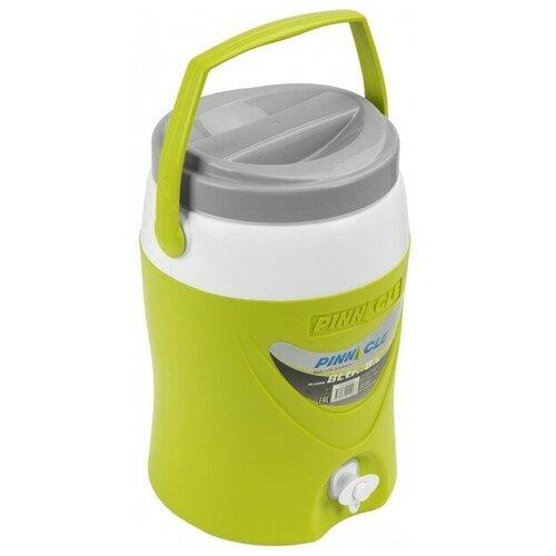 PINNACLE Изотерм. контейнер для жидкости Platino 8л зеленый TPX-2075-8-G PINNACLE