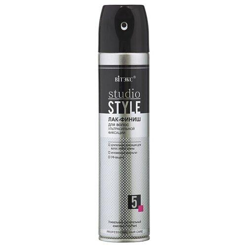 Купить Витэкс Лак для волос Studio style аэрозольный, экстрасильная фиксация, 300 мл