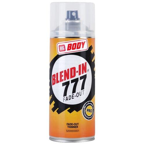 HB BODY разбавитель для автоэмали 777 Blend-In прозрачный 400 мл