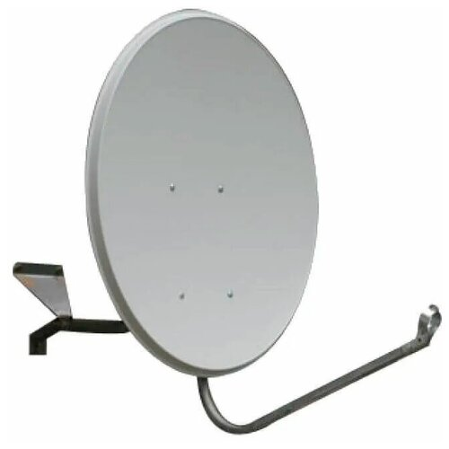Спутниковая антенна 0,6м Supral с кронштейном