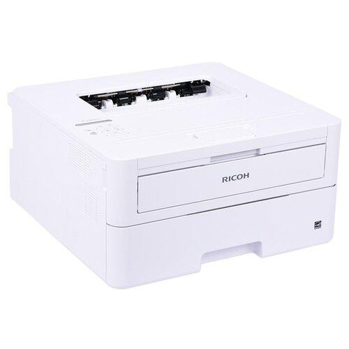 Фото - Принтер Ricoh SP 230DNw, белый принтер лазерный ricoh sp c261dnw