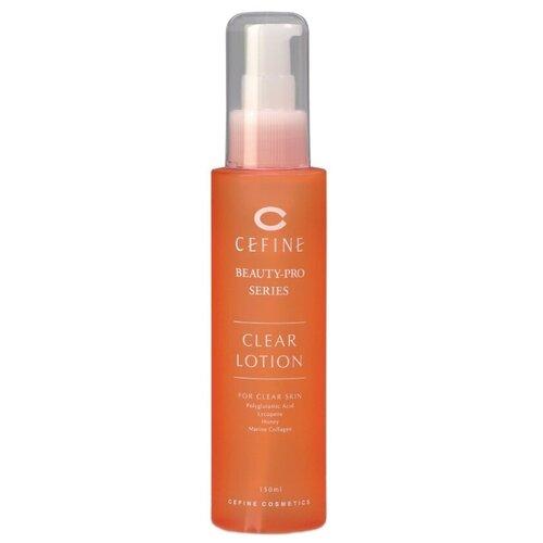 Cefine Лосьон для усталой кожи лица Beauty Pro Clear, 150 мл