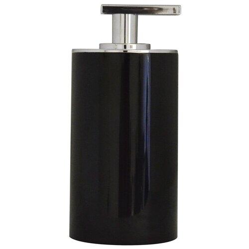 Фото - Дозатор для жидкого мыла RIDDER Paris, черный дозатор для жидкого мыла ridder paris 22250510 черный