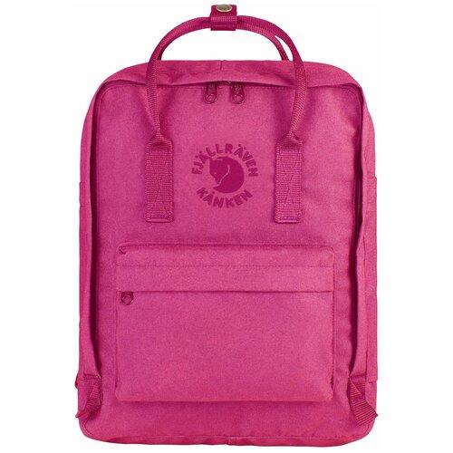 Городской рюкзак Fjallraven Re-Kånken 16, pink rose городской рюкзак fjallraven re kånken 16 un blue