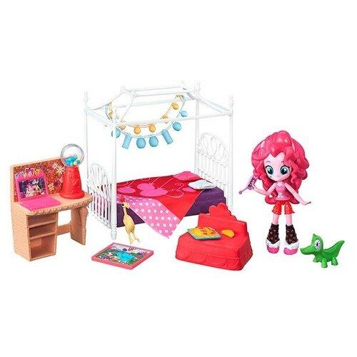 Набор MLP Equestria Girls My Little Pony Пижамная вечеринка Principal Celestia, розовый