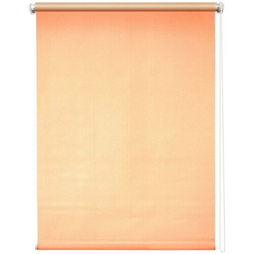 Фото - Рулонная штора Уют 7558 Плайн, 40х175 см штора рулонная уют фрост персиковая 40х175 см
