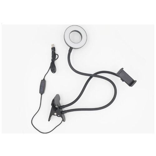 Fujimi FJL-STRM Компактная кольцевая лампа для смартфона
