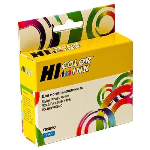 Фото - Картридж Hi-Black HB-T0552C, совместимый картридж hi black hb 60f5h00 совместимый