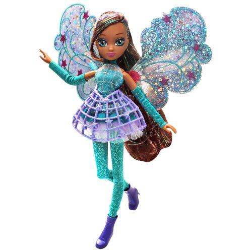 Кукла Winx Club Космикс Лейла 28 см IW01811905 кукла winx club онирикс лейла iw01611805