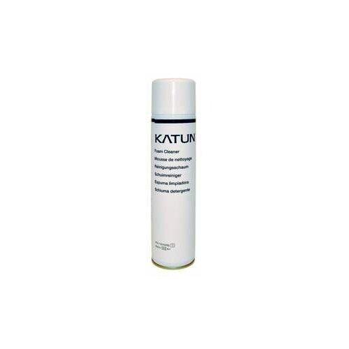Фото - Антистатическая пена для чистки пластиковых поверхностей Antistatic Foam Cleaner (Katun) баллон/400мл. щетка антистатическая audioquest lp conductive cleaner