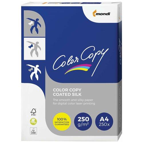 Фото - Бумага Color Copy A4 Coated Silk 250 г/м² 250 лист., белый бумага color copy a4 office 200 г м² 250 лист 5 пачк