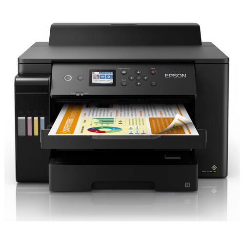 Фото - Принтер Epson L11160, черный принтер epson m1170 серый черный