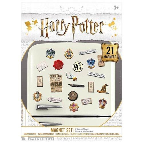 Набор магнитов Harry Potter: Wizardry набор магнитов harry potter wizardry
