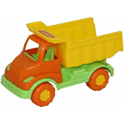 грузовик полесье 1657 41 см Грузовик Полесье Кнопик (51981), 17 см