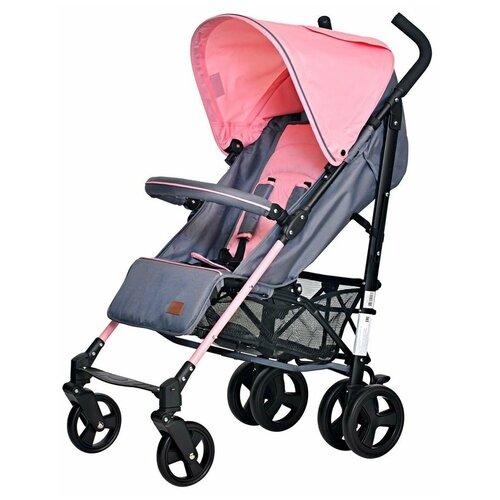 Прогулочная коляска everflo E-1268 Celebrity, pink everflo каталка everflo машинка smart car m001 pink