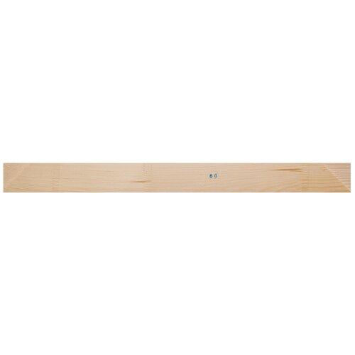 Купить Модульный подрамник, планка боковая 60 см. 2 шт. (сеч. 55х20мм.), Всеподрамники, Холсты