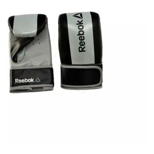 Перчатки Reebok боксерские серые разм XL