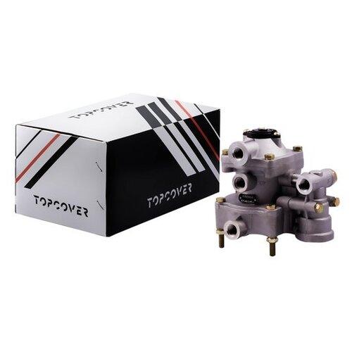 Кран управления тормозами прицепа (Производитель: TOPCOVER T03657001)