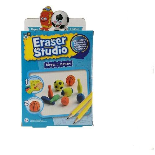 Купить Набор для изготовления ластиков Игра с мячом Diamant Toys, Поделки и аппликации