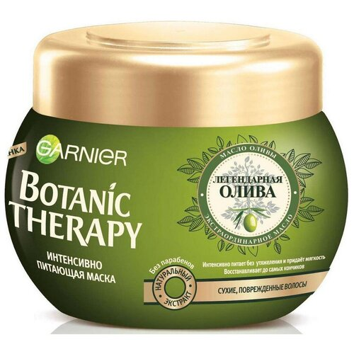 Купить GARNIER Маска для волос Botanic Therapy Легендарная олива, 300 мл