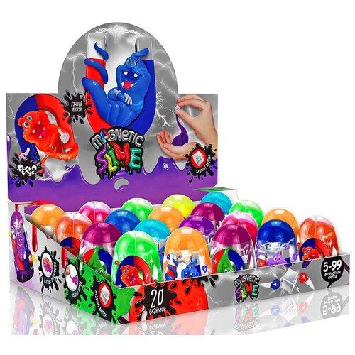 Лизун Danko Toys Magnetic Slime ассорти