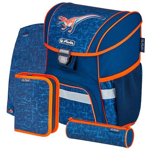 Купить Herlitz Ранец школьный Loop Plus Dinomania с наполнением 50032495, Рюкзаки, ранцы