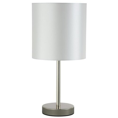 Настольная лампа Crystal Lux Sergio LG1 Nickel недорого