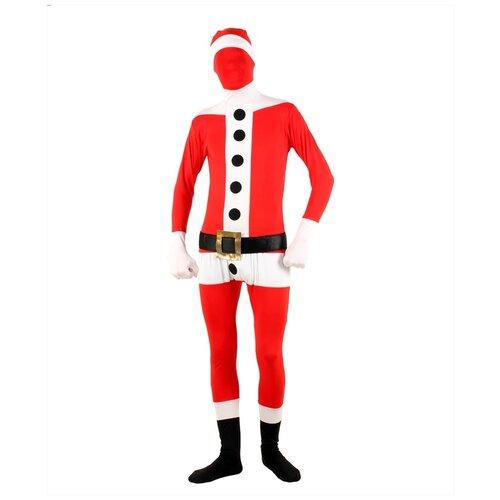 Костюм Санта Клауса (2nd Skin) (Zentai), размер 48-50.