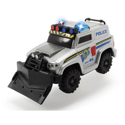 Купить Полицейская машина Dickie со светом и звуком, 15см 3302001, Dickie Toys, Машинки и техника