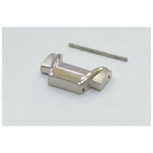 Звено браслета TISSOT T613015212, стальное, для часов TISSOT PR 100 P760, P770 0 pr на 100