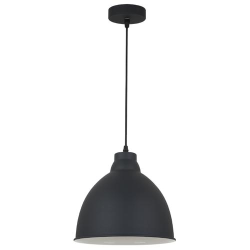 Потолочный светильник Arte Lamp Casato A2055SP-1BK, E27, 60 Вт потолочный светильник arte lamp ferrico a9183sp 1bk e27 60 вт