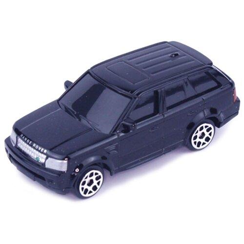 Внедорожник RMZ City Range Rover Sport (344009S) 1:64, черный
