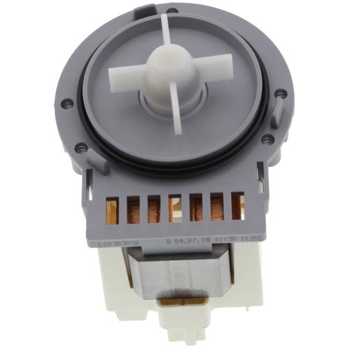Сливной насос (помпа) Askoll на трёх винтах без улитки для стиральной машины Electrolux (Электролюкс) 25W